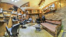 آرایشگاه مردانه دانی