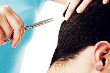 آرایشگاه مردانه قیچی