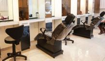 آرایشگاه ماه بانو  سعادت آباد